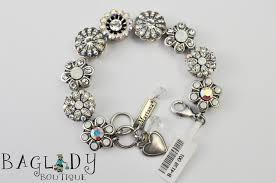 flower silver bracelet images Mariana spirit of design jewelry baglady boutique jpg
