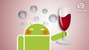 wine for android wine being ported to run windows apps on android