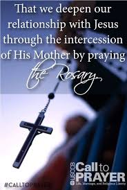 day 51 the 54 day rosary novena the sorrowful mysteries in