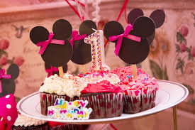 minnie mouse 1st birthday party ideas minnie mouse 1st birthday decorations all home ideas and decor