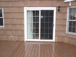 Standard Size Patio Door by Standard Sliding Door Width