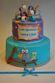 baby shower owl cakes baby shower cake ideas and pictures