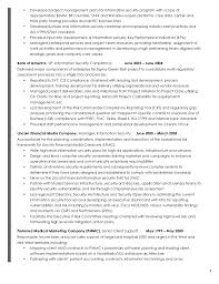 Information Security Resume Examples by Michael Bowers Resume