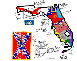 Map Of Florida Panhandle by Is Florida The South Florida