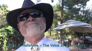 bruce b hailstone the voice of valley realty finally we get him