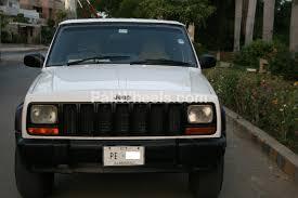 cherokee jeep 2001 jeep cherokee 1997 for sale in karachi pakwheels