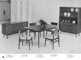 Stanley Furniture Dining Room Set Vintage Stanley Furniture Mix N Match Line By H Paul Browning