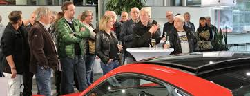 Porsche Zentrum Baden Baden Der Besondere Clubabend Im Porsche Zentrum Saarland 2017