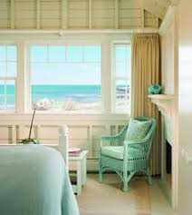 Beach Cottage Bedroom by Nantucket Beach Cottage With Coastal Interiors