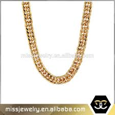 trendy gold chain necklace images Missjewelry id mjcn008 2015 trendy real 18k gold weight mens gold jpg