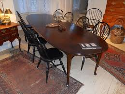 twelve seat oval table windsor chairmakers