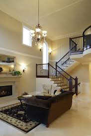 ceiling light vaulted lighting kitchen lights over stairs