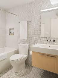 upper main line residence midcentury bathroom philadelphia