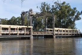 Murray River bridge, Barham