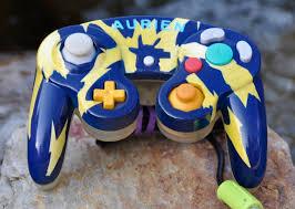 design your own custom gamecube controller gcs gaming customs