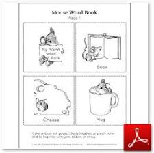 mouse lit story and craft ideas plus free printables
