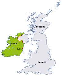 Dublin Ireland Map Ireland News Articles Irish News Headlines And News Summaries
