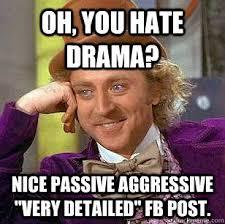 Passive Aggressive Meme - top 6 passive aggressive memes