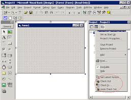 tutorial instal visual basic 6 0 di windows 7 using visual sourcesafe integrating vss with visual basic 6 0