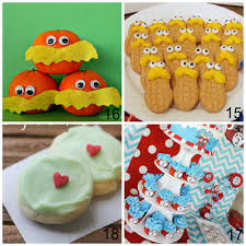 dr seuss birthday party ideas 25 dr seuss treats and crafts for birthday or class