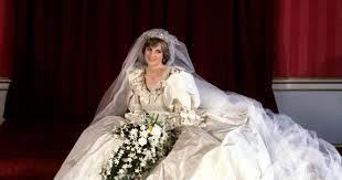 robe de mari e chagne robe de mariée princesse diana meilleure source d inspiration