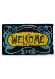 Fun Doormat 18 Fun Doormats For Fall U2013 Design Sponge