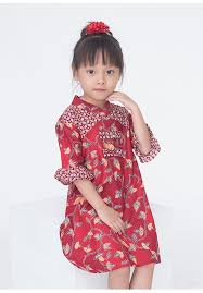 dress anak anak laudya