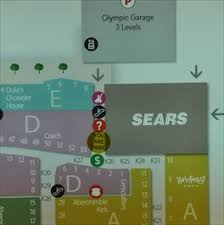 westfield mall map westfield southcenter mall olympic garage level 1 entrance