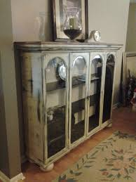 image result for ideas for repurposing china cabinet sideboards
