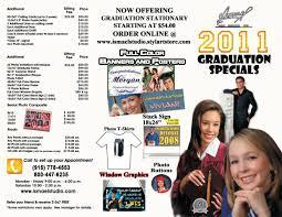 price list graduation packages