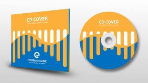 design cd cover illustrator tutorial cd cover design