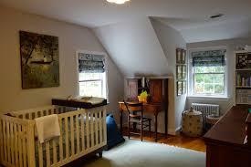 gracious interiors cozy contemporary nursery where antiques meet