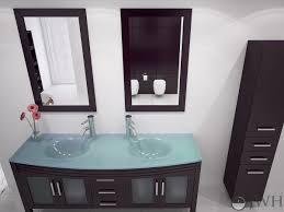 nobby design ideas bathroom double sink vanity top sinks awesome
