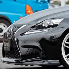 lexus ix 250 skipper lexus is250 is350 f sport front lip motivejapan