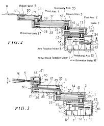 patent us6593718 horizontal multi joint industrial robot