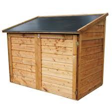 fabrication de coffre en bois coffre de jardin en bois trocadéro 1200l
