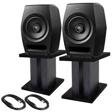 mini home theater system 2 pioneer dj rm 07 professional studio monitor speakers with mini