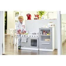 kids gourmet toy kitchens white play ovens wooden kitchen set