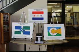 City Of Chicago Flag Meaning Columbia Narrows Down Official Flag Contest To Three Kbia