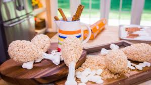 rice krispies turkey legs home family hallmark channel