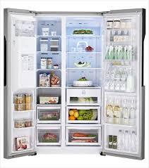 kã hlschrank design faszinierend side by side kühlschrank miscursosgratis