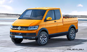 orange volkswagen van 2014 volkswagen tristar is all new off road cargo van with pickup