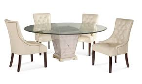 Antique Round Dining Tables Borghese Round Dining Set Antique Mirror U0026 Silver Leaf Finish