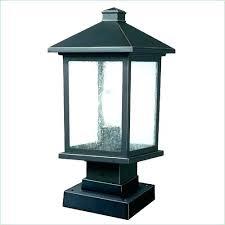 outdoor post light fixtures post light fixture black led outdoor post light post light fixtures