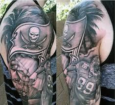 70 football tattoos for nfl ink design ideas