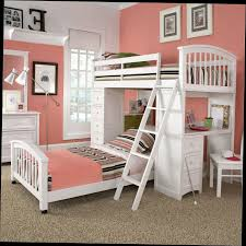 bedroom kids bed set cool bunk beds with desk for boys slide