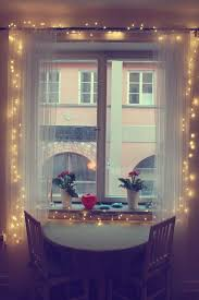 sheer curtains with lights diy curtain lights