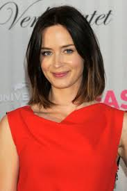 50 inspired short lob haircut the 50 best celebrity bob lob haircuts lob emily blunt and
