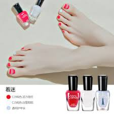 the second half price can be torn nail polish water based