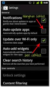 android disable auto update how to stop ur android phone 4rm auto updating app phones nigeria